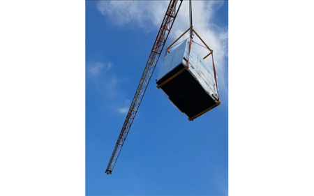 mise en oeuvre construction hotel
