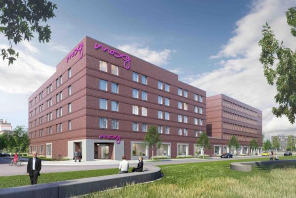 moxy hotel rénovation