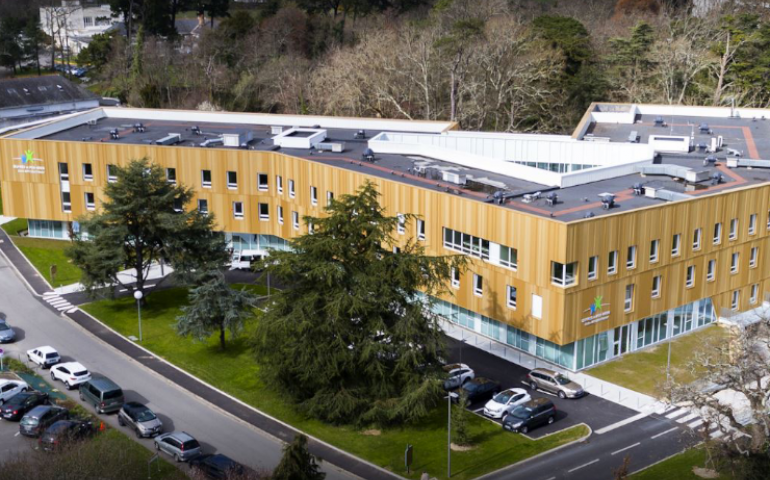 centre rééducation salle de bain préfabriquée projet construction