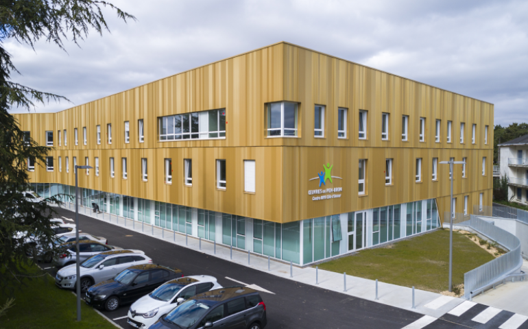 centre rééducation nouveau projet salle de bain trifonction adaptées