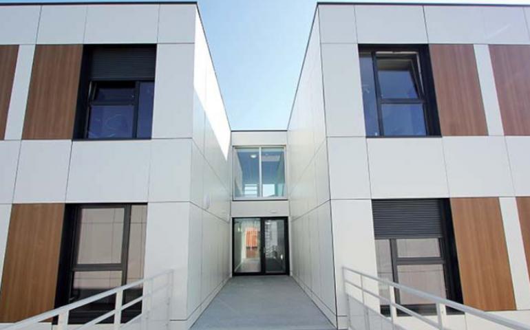 résidence étudiante logement salle de bain privée