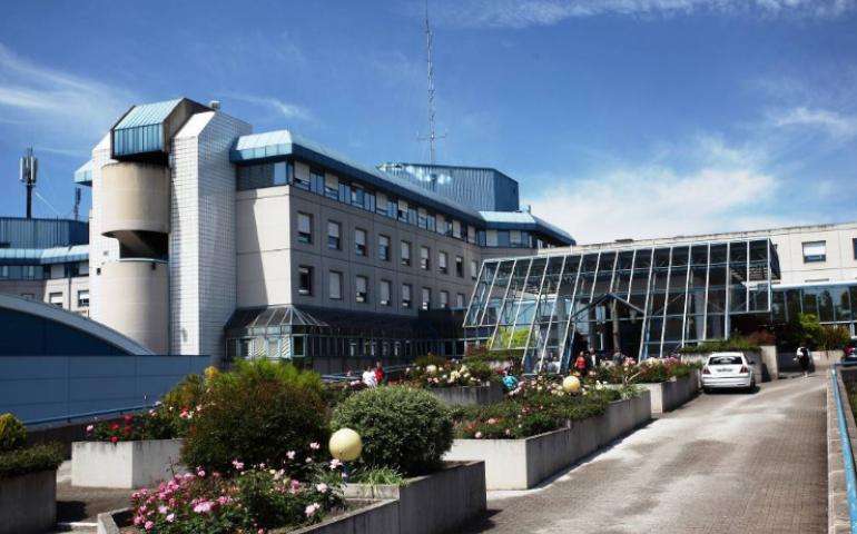 centre hospitalier rénovation salle de bain