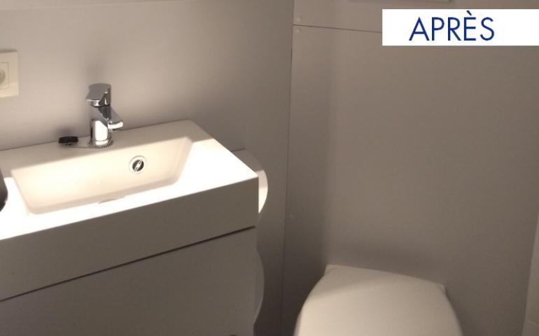 refresh salle de bain préfabriquée rénovation rapide
