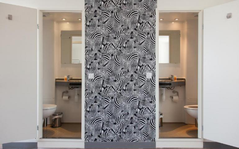 auberge jeunesse salle de bain