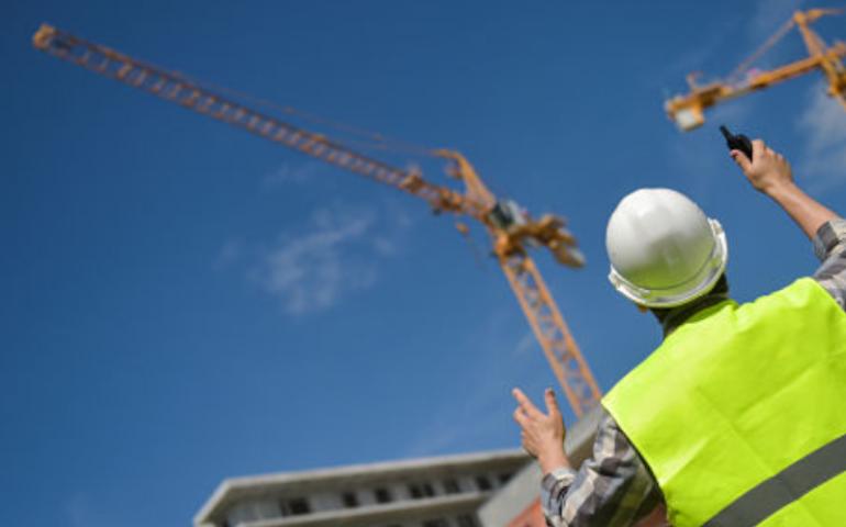 contrsuction sécurité btp chantier