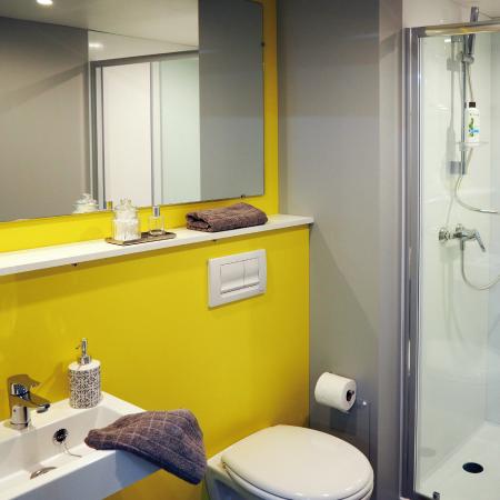 salle de bain préfabriquée-logement-baudet