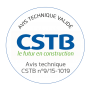 certification cstb construction